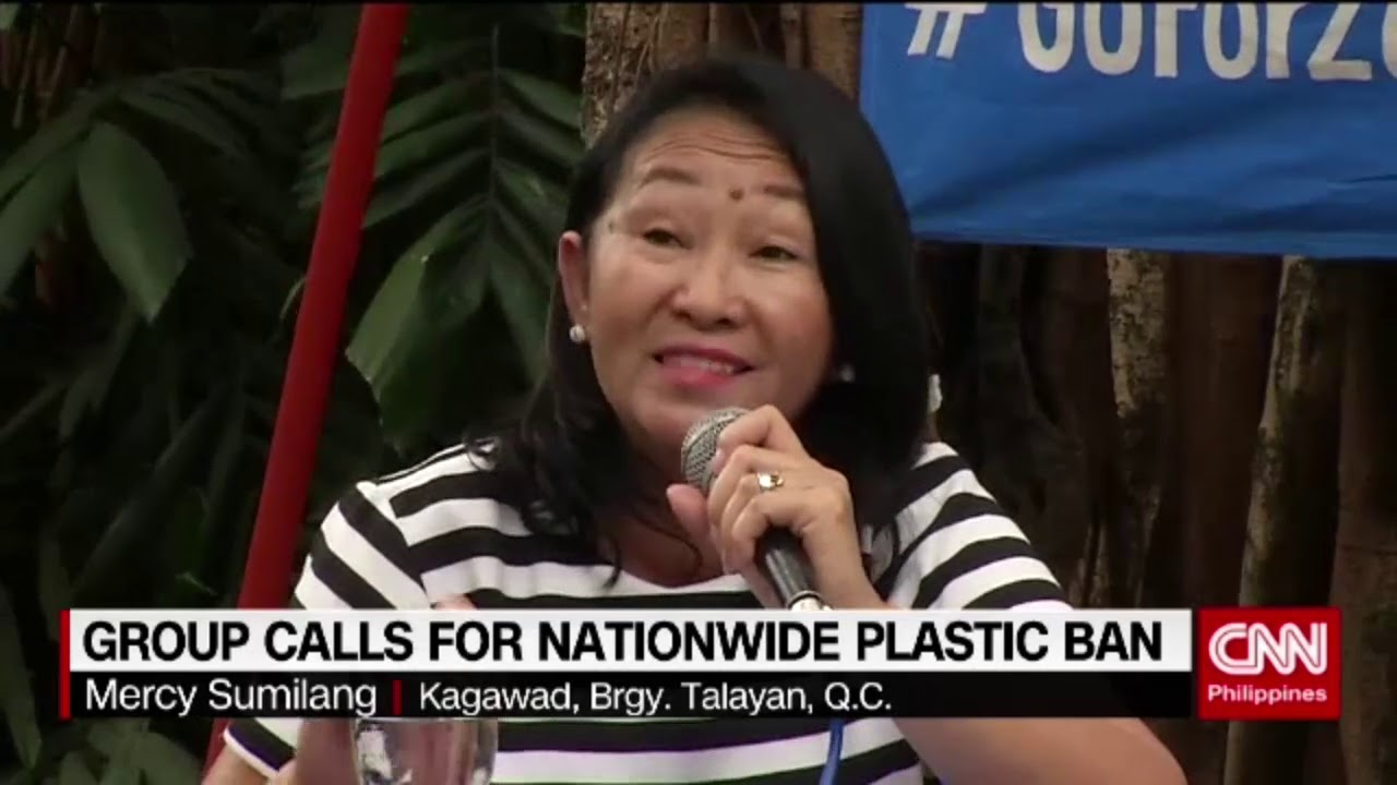 Group calls for nationwide plastic ban