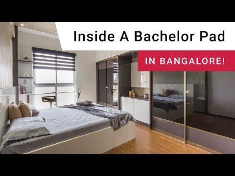 Sleek Stylish Interiors In Bangalore Electronic City Apartment Youtube