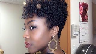 TWA Crochet Wig| Curlkalon Hair