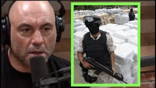Joe Rogan | Mexican Drug Cartels, Are There Any Solutions? w/Ioan Grillo