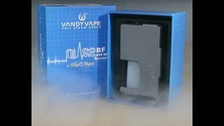 Pulse BF Squonk review by Gondrong Review | VaporizerJakarta | reviews and tips