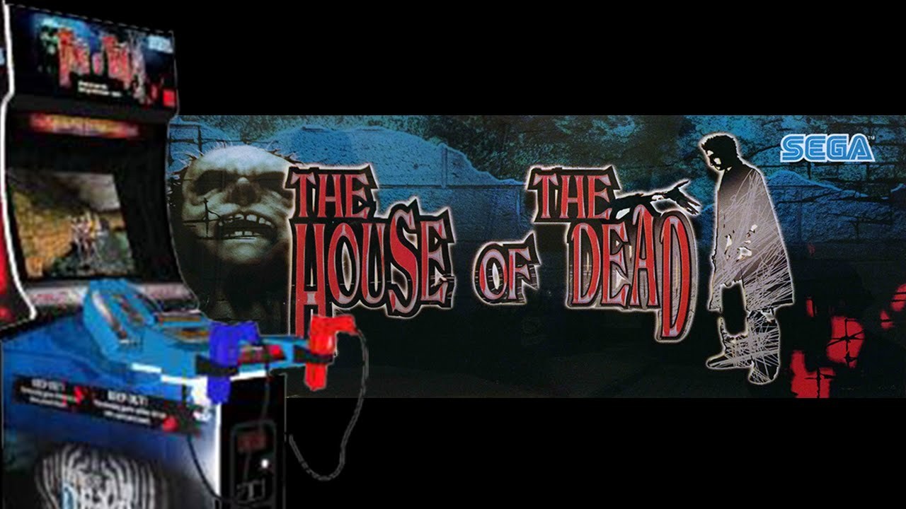 The House of The Dead Arcade- Chapter 2 Revenge - YouTube