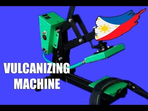 Tire Vulcanizing Machine Diy