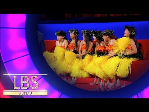 Meet The Nuholani Keiki Dancers | Little Big Shots Australia