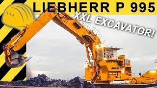 Liebherr P 995 Marine Excavator XXL Documentary - Extreme Machines - Pontonbagger - Bauforum24