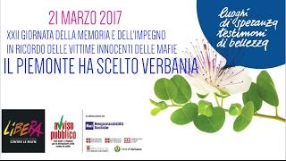 21 Marzo a Verbania: saremo in luoghi di speranza, saremo testimoni di bellezza