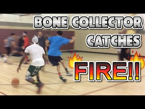 Bone Collector Takes on 7 Courts 1 Day!