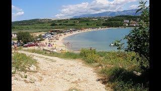 Caska Pag, Croatia Beaches - Plaže Caska Pag