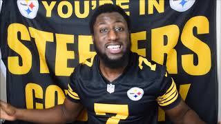 Steelers vs Titans Reaction