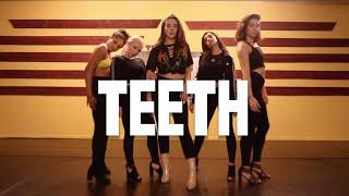 LADY GAGA - TEETH | #theINstituteofDancers | Choreography by Celina Beach