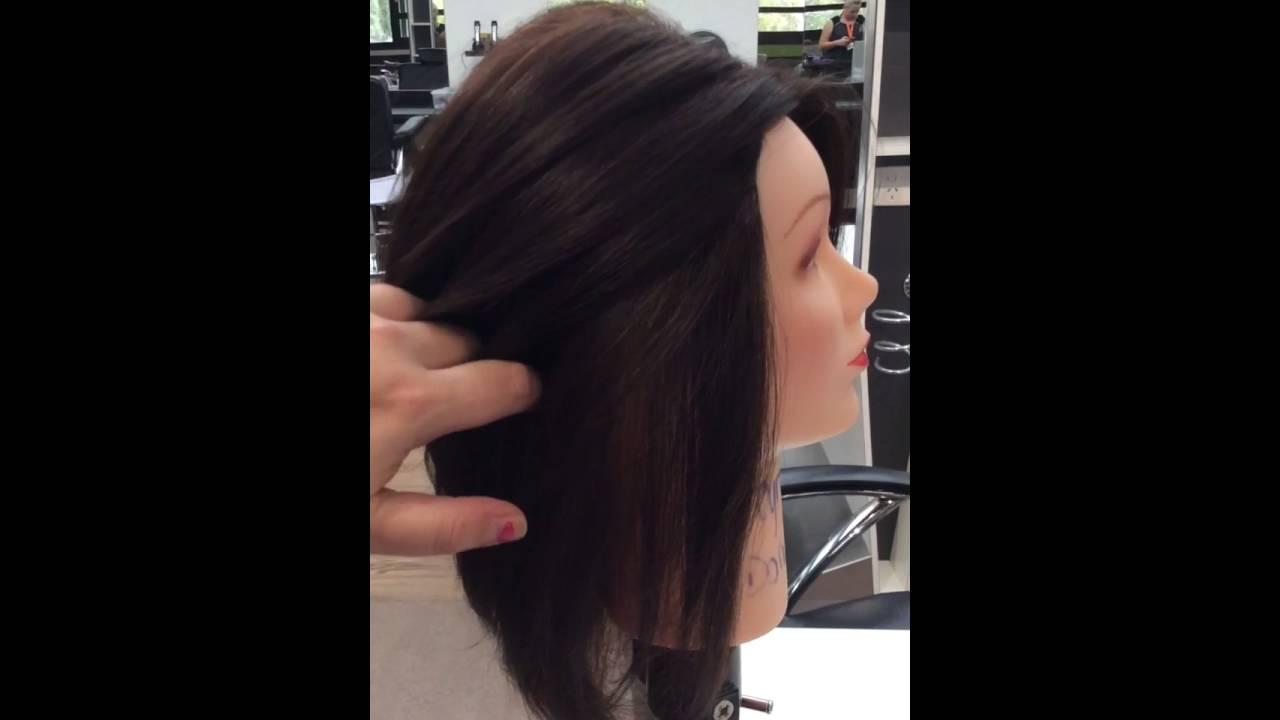Cutting An Increase Layer Haircut
