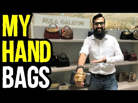 My Hand Bag Company Investment in Dubai Mall | Azad Chaiwala Show