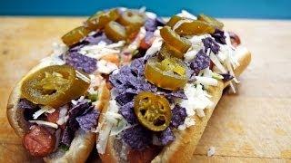 Nacho Dog ~ Recipe