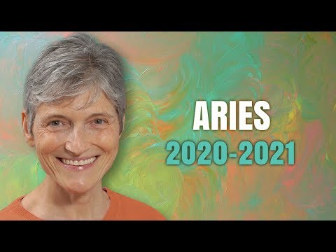 ARIES 2020-2021 Astrology Annual Horoscope Forecast