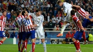 UCL Final Real Madrid vs Atletico Madrid (4-1) Sergio Ramos Goal PL HD
