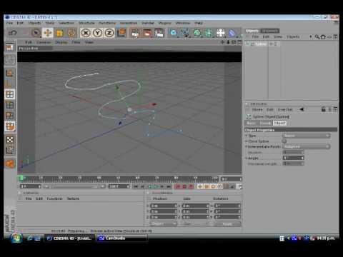Cinema 4d extrude group splines - Need for speed movie apache
