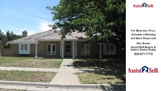 7301 Dukes Place, Amarillo, TX Presented by Wes Brown.