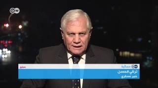 خبير عسكري: لا يمكن تحرير الرقة دون مشاركة القوات السورية