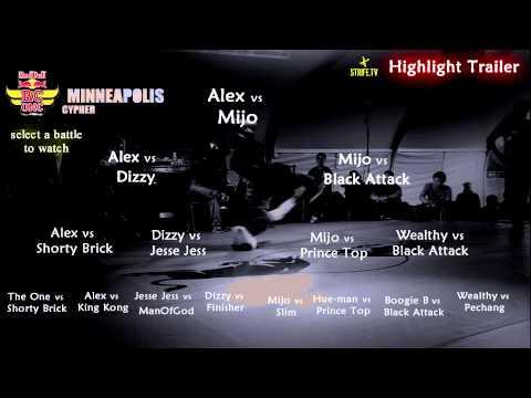 Red Bull BC One | MENU | Minneapolis | STRIFE.TV