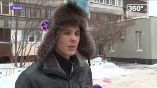 Пешехода лишили водительских прав в Москве(, 2017-01-11T12:32:45.000Z)