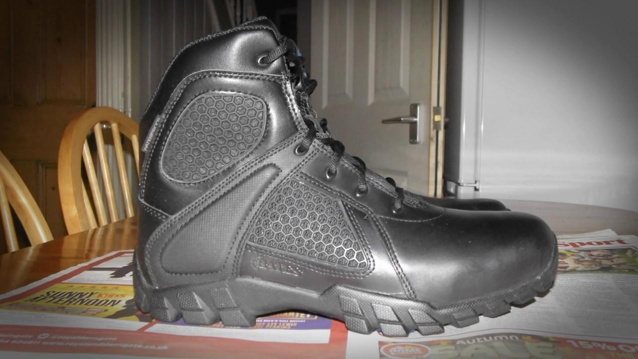 order online good 100% authentic Combat boots vs Tactical boots (British Assault boots vs Bates ...
