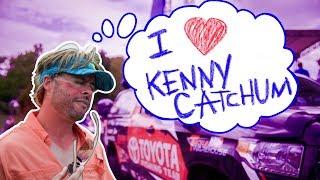 MEET MY BRAND NEW CHARACTER KENNY CATCHUM(ED BASSMASTER)