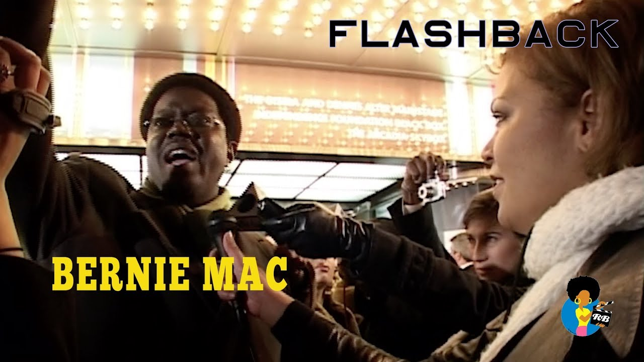 "Bernie Mac - ""I Am An Actor"" (2007) 