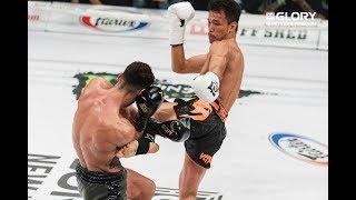 GLORY 61: Sitthichai vs. Josh Jauncey (Lightweight Title Bout) - Full Fight