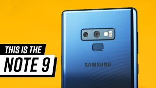 Note 9: What $1,250 Gets You