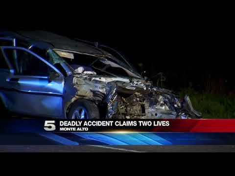 Two Driver Killed in Monte Alto Crash