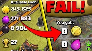 """I CAN'T BELIEVE I FAILED TO GET THIS LOOT! + GIVEAWAY WINNERS! - Let's Play TH11 - """"Clash of Clans"""""""