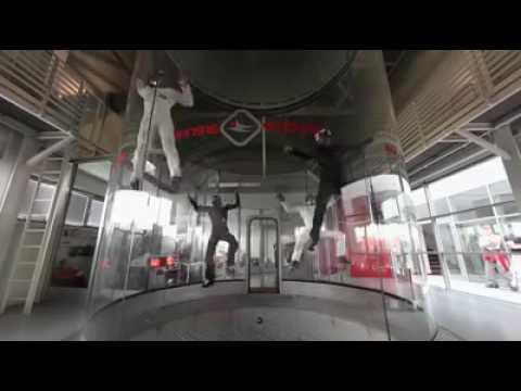 Zero gravity chamber - YouTube