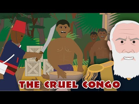 King Leopold II & the Congo Free State (1885-1908)