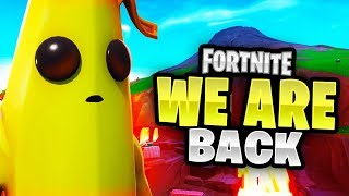 Fortnite Freestyle: We Are Back!