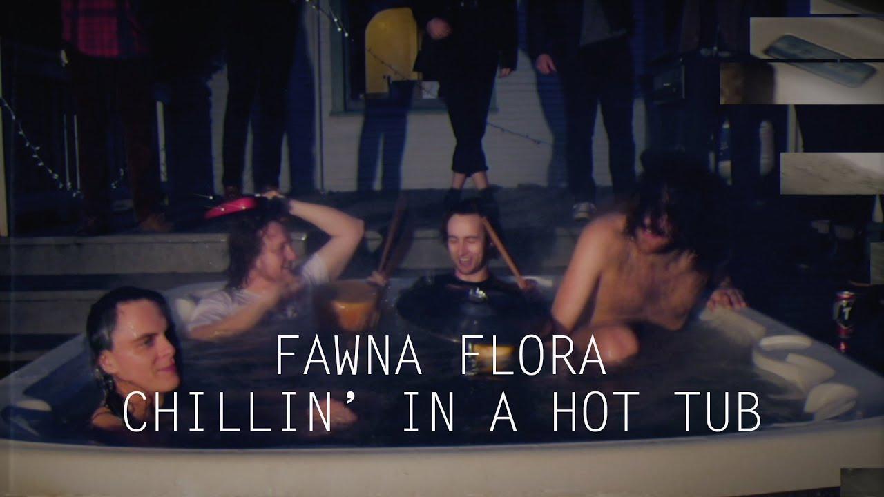 Fawna Flora Chillin In A Hot Tub Mhtv Music Video Premiere
