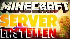 Minecraft Server Erstellen Tutorial Reihe HimGames YouTube - Minecraft server erstellen himgames