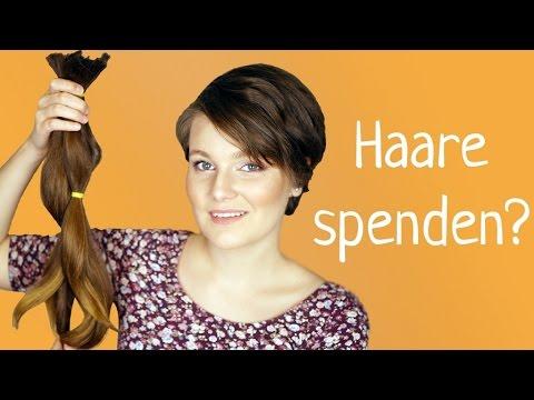 Haare Spenden Glück Verschenken Youtube