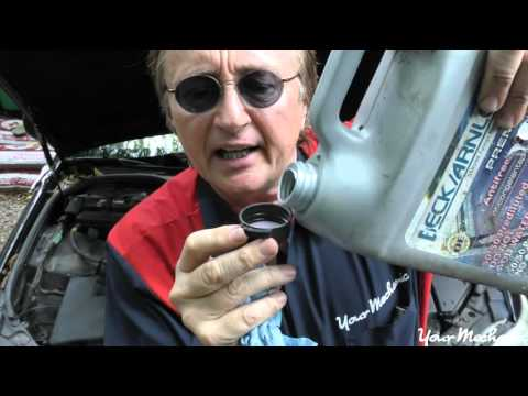 How to Identify Car Fluid Leaks by Smell and Color with Scotty Kilmer