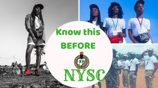 What you need to know before NYSC Camp  / BlessynKure