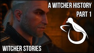 Witcher Stories - Making a Witcher & The Fall of Kaer Morhen