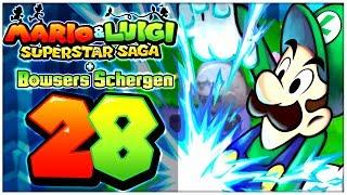 Mario & Luigi: Superstar Saga + Bowsers Schergen Part 28: DONNERMAGNET mit Problemen?!