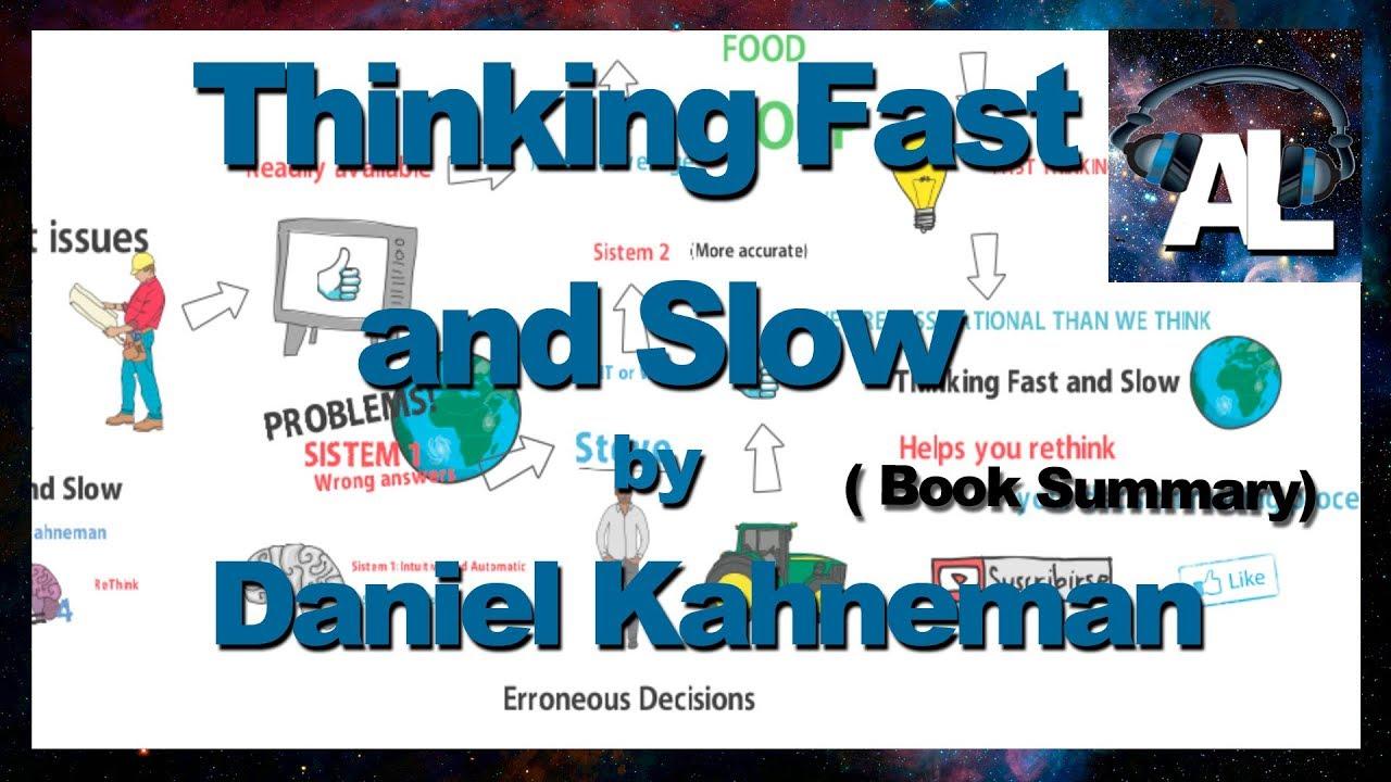 thinking fast slow daniel kahneman pdf