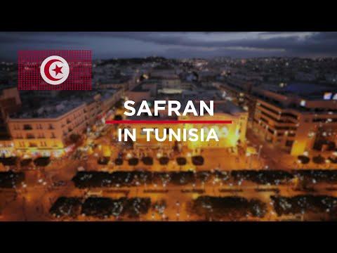 Safran in Tunisia