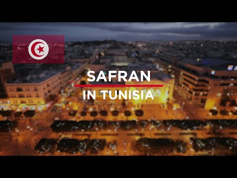 Safran in Tunisia