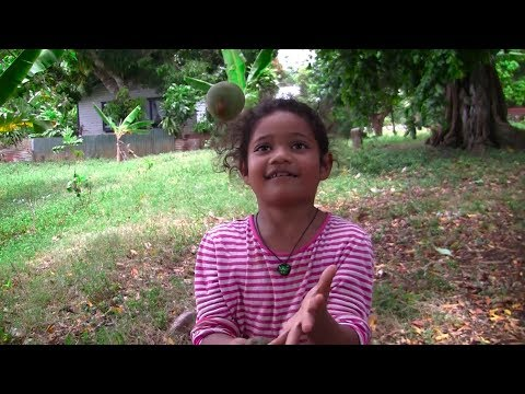 Hiko - Trailer  2 minutes - Stories of the Women Jugglers of Tonga