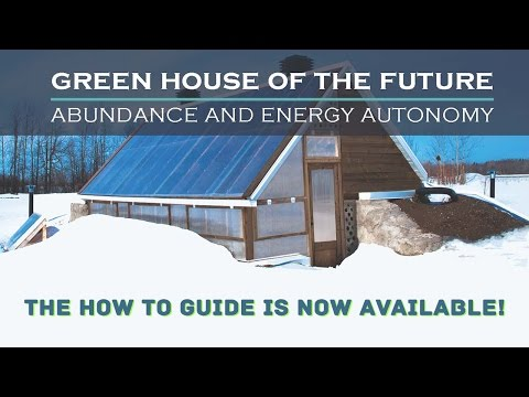 Diy How To Build An Earthship Greenhouse