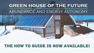 Diy How To Build A Earthship Greenhouse || Valhalla Movement