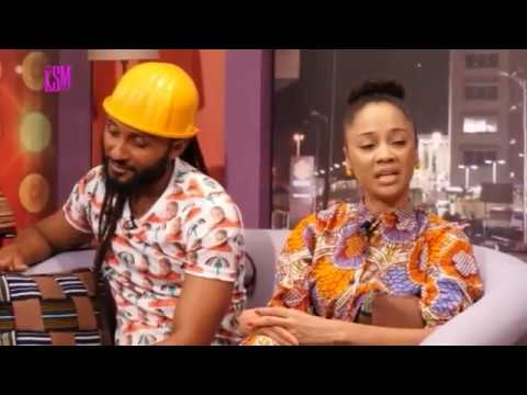 KSM Show- Wanlov and Sister Deborah hanging out with KSM part 1
