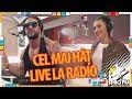 Download CEL MAI HATZ in direct la radio -  Dorian Popa & Alina Eremia | #ProFM25