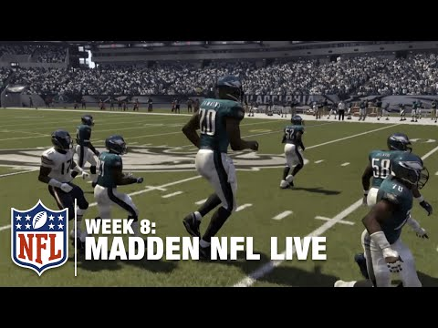 Madden 16: Most Feared Players | 9ft Tall Brian Dawkins! | Madden NFL Live